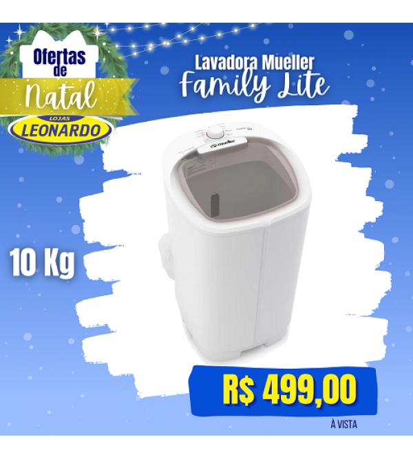 LAVADORA MUELLER FAMILY LITE 220V MUELLER
