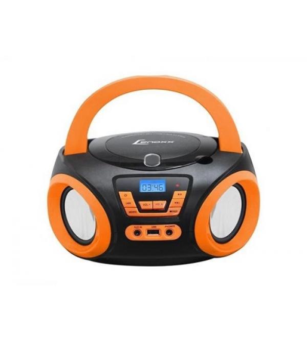 RADIO LENOXX BD121 BOOMBOX CD MP3 LENOXX